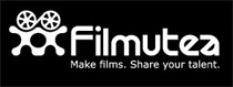 FilmuteaWhiteLogoBlackbackground_WordPress